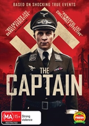 Captain, The | DVD