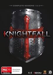 Knightfall - Season 1-2 | Boxset | DVD