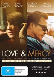 Love and Mercy | DVD