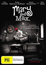 Mary And Max | DVD