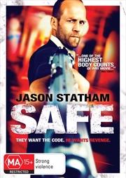 Safe | DVD