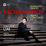 Rachmaninov Piano Concerto No2 And Symphonic Dances | CD