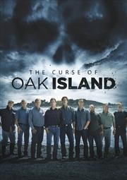 Curse of Oak Island - Season 4-5