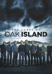 Curse of Oak Island - Season 4-5 | DVD
