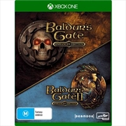 Baldurs Gate and Baldurs Gate II Enhanced Edition