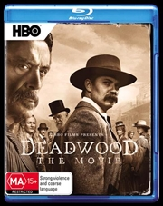 Deadwood - The Movie | Blu-ray