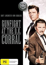 Gunfight At The O.K. Corral | DVD