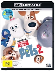Secret Life Of Pets 2 | Blu-ray + UHD, The