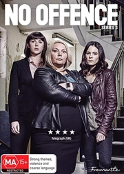 No Offence - Season 3 | DVD