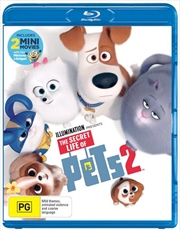 Secret Life Of Pets 2, The | Blu-ray