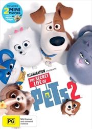 Secret Life Of Pets 2, The | DVD