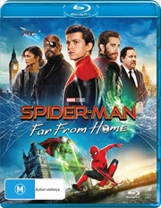 Spider-Man - Far From Home  (BONUS ART CARD) | Blu-ray