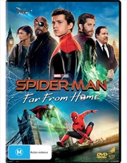 Spider-Man - Far From Home  (BONUS ART CARD) | DVD