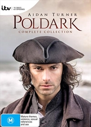 Poldark | Complete Collection | DVD