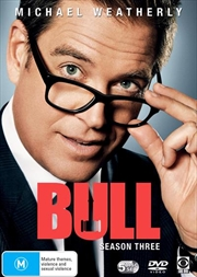 Bull - Season 3 | DVD