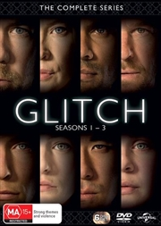 Glitch - Season 1-3 | Boxset