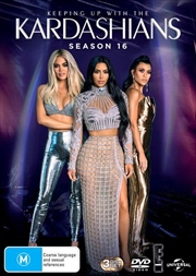 Keeping Up With The Kardashians - Season 16 | DVD