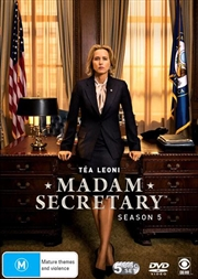 Madam Secretary - Season 5 | DVD