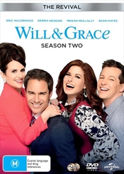 Will and Grace - The Revival - Season 2 | DVD