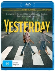 Yesterday | Blu-ray