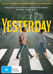 Yesterday | DVD