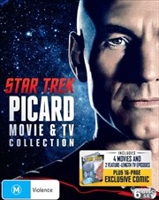 Star Trek - Limited Edition | Jean-Luc Picard TV + Movie Collection