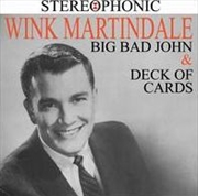 Big Bad John And Deck Of Cards
