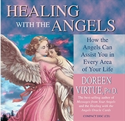 Healing With The Angels | CD