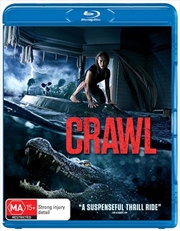 Crawl | Blu-ray
