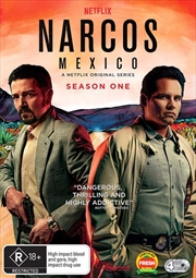 Narcos - Mexico - Season 1 | DVD