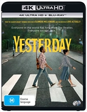 Yesterday | Blu-ray + UHD