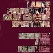 Rare Groove Spectrum - Remixes And Rarities