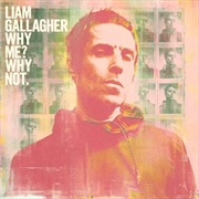 Why Me Why Not - Deluxe Edition | CD