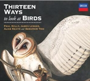 Thirteen Ways To Look At Birds | CD