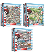 Wheres Wally Assorted Design (Chosen At Random)