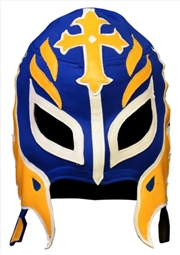 WWE - Rey Mysterio Blue Mask | Apparel