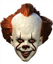 It (2017) - Pennywise Deluxe Mask | Apparel