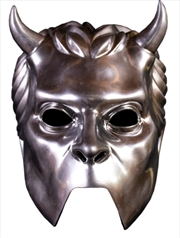 Ghost - Chrome Male Nameless Ghoul Mask | Apparel