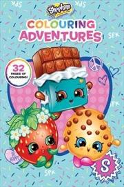 Shopkins: Colouring Adventures
