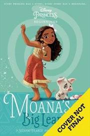 Moana's Big Leap (Disney Princess: Beginnings) | Paperback Book