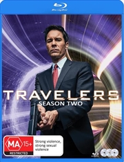 Travelers - Season 2 | Blu-ray