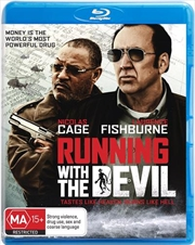 Running With The Devil | Blu-ray