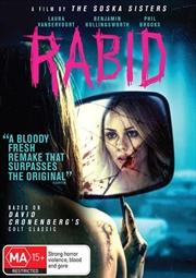 Rabid | DVD