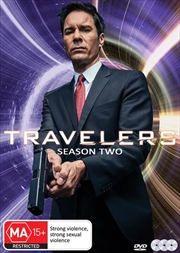 Travelers - Season 2 | DVD
