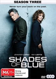 Shades Of Blue - Season 3 | DVD