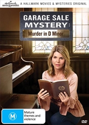 Garage Sale Mystery - Murder In D Minor | DVD