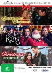Hallmark Christmas - Entertaining Christmas, Sleigh Bells Ring, Christmas Incorporated - Collection