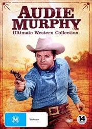 Audie Murphy Ultimate Western Collection | DVD