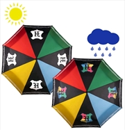 Harry Potter - Hogwarts Colour Changing Umbrella