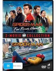 Spider-Man - Far From Home / Spider-Man - Homecoming (BONUS ART CARD) | DVD
